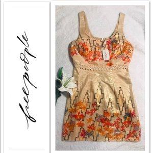 FREE PEOPLE Dress ⭐️NWT